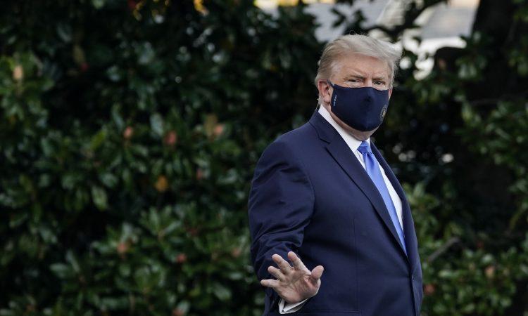Cómo reaccionaron los mercados al contagio de Trump
