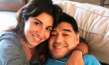 La dura decisión de Giannina Maradona tras la muerte de su padre Diego