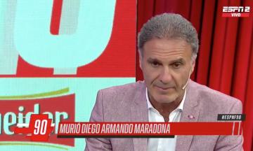 "La triste confesión de Claudia Villafañe a Ruggeri: ""Cabezón, si vos..."""