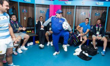 El motivo por el que Los Pumas no homenajearon a Maradona