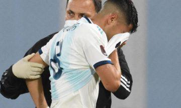 La durísima confesión de Exequiel Palacios a Nico González en el momento de la lesión