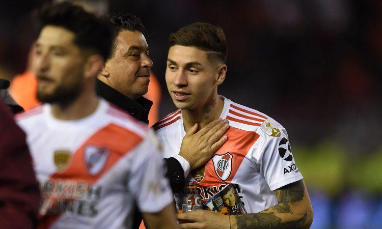 River 2021: Gonzalo Montiel se queda y va por Agustín Palavecino