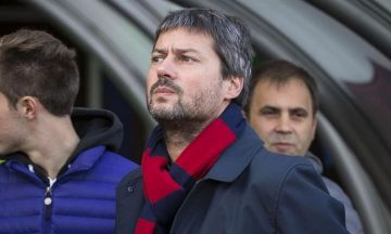 Lammens reconoció que usó un cheque de San Lorenzo para comprar vinos para su empresa