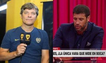 Picante cruce: Pergolini arremetió contra Seba Domínguez y él le respondió por Twitter