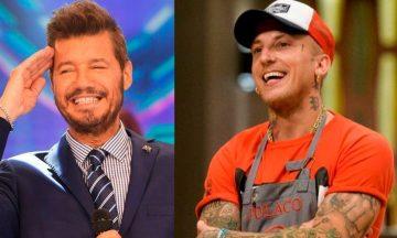 Palito para Tinelli: El Polaco abandonó MasterChef Celebrity y criticó al Bailando