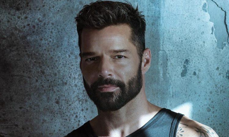 El cambio de look radical de Ricky Martin
