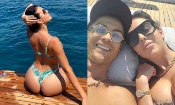 """Sin filtro: la prohibición de Georgina Rodríguez a Cristiano Ronaldo """"para que no se lesione"""""""
