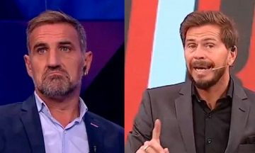"El Pollo Vignolo volvió a arremeter contra Cascini: ""Ayer quiso voltear la nota con Andrada"""