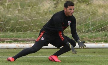 La llamativa decisión de Alan Díaz a horas de debutar en el Superclásico
