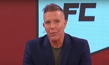 """""""Van a decir que estoy loco"""": el 9 extranjero que pidió Fantino para Boca"""
