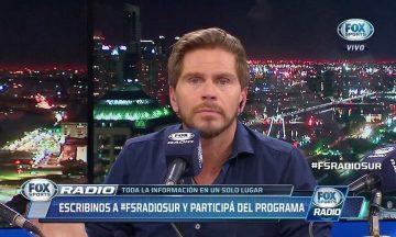 Todo Twitter indignado: La insólita pregunta del Pollo Vignolo en la transmisión de Racing-São Paulo