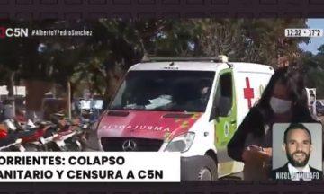 "Guerra de ""trolls"" contra Corrientes: usuarios denunciaron una falsa ""censura"" a C5N"