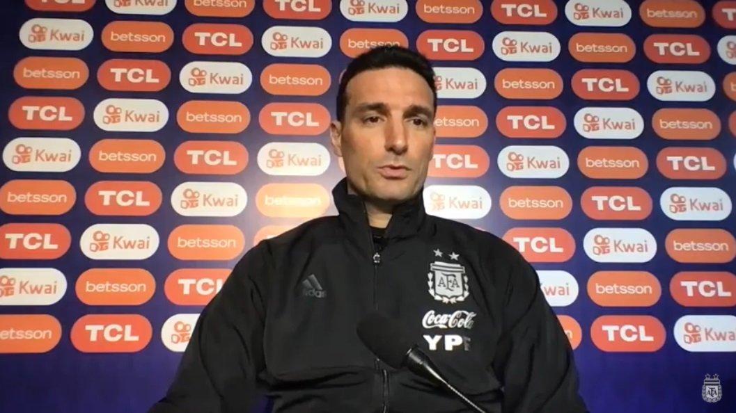 Lionel Scaloni confirmó el equipo ante Bolivia: Messi no descansa y vuelve  Armani | Nexofin