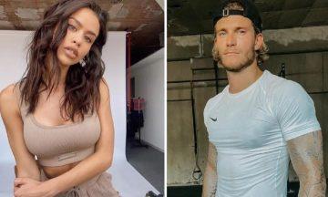 Las fotos del arquero Loris Karius y la ex de Matías Alé que desataron un escándalo internacional