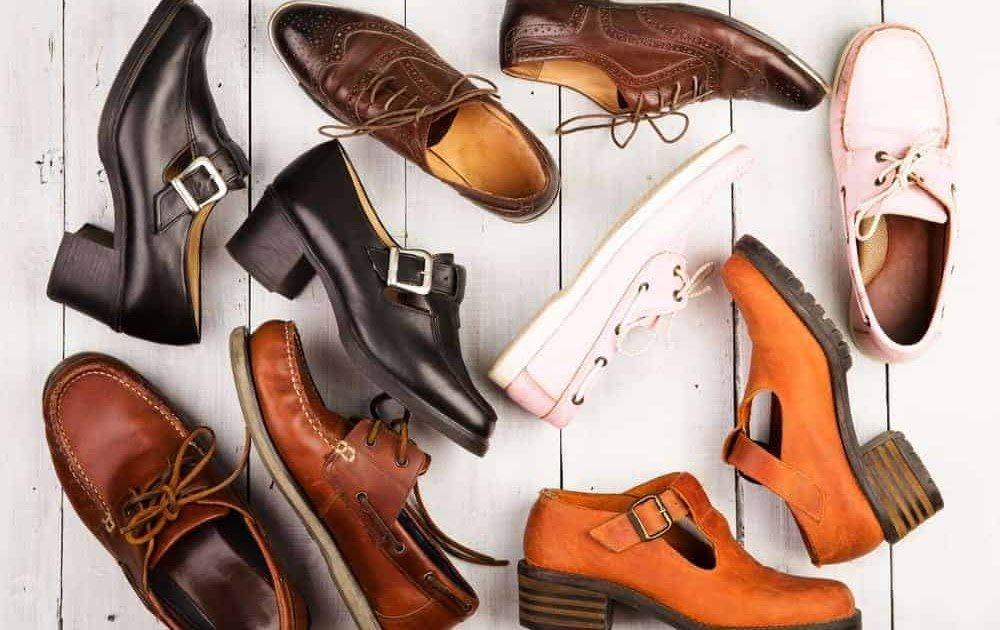 type of shoes for men and women 1