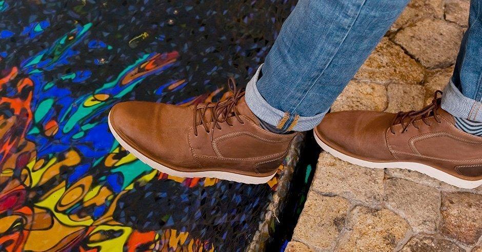 zapatos de hombre para otono invierno