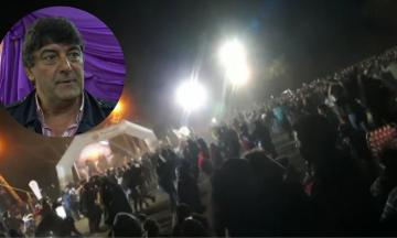 Escándalo en Corrientes: intendente de Ituzaingó organizó una fiesta para 2000 personas