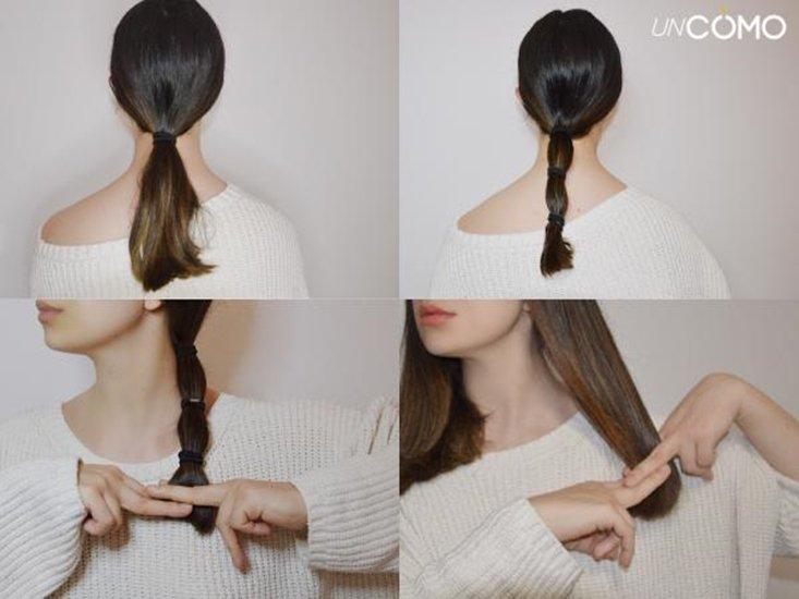 metodo 2 coleta para el pelo largo 50389 2 600